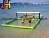 Corte di pallavolo gonfiabile dell'acqua da vendere