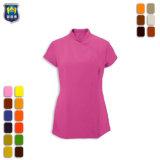 Salón de belleza spa uniformes ropa con logotipo impreso uniforme de la belleza de las mujeres