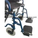 Desbloquear rápido, sillón de ruedas caliente del manual de la venta