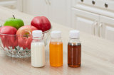 La bottiglia di plastica stretta dell'animale domestico della bottiglia dell'aria trasparente della bevanda con lo schiocco aperto facile dell'animale domestico del coperchio può
