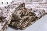 100 % polyester Tissu chenille avec tissu Jacquard High-Grade canapé