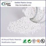 プラスチック添加物の微粒40%の鋳造のフィルムのためのTiO2白いカラーMasterbatch