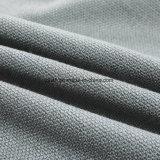 для ткани 100% взгляда шикарного полиэфира софы заволакивания Linen