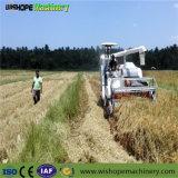 Le riz Wishope récolteuse au Cambodge