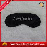 Kundenspezifisches Großhandelspolyester Eyemask für Schlaf-Nacht