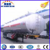 Nouveau type Jushixin 20-60cbm 3Alliage d'aluminium de l'essieu/de carburant essence/essence/GPL/huile Tanker