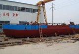 高性能のカッターの吸引の浚渫船