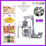 De automatische Droge Voedsel Gepufte Machine van de Verpakking van het Voedsel van de Korrel van de Popcorn van de Snacks van het Voedsel