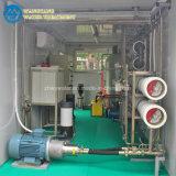 Sistema di osmosi d'inversione commerciale di desalificazione dell'acqua di mare dell'acqua di mare del RO di Wangyang