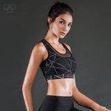 2017 горячие продажи новой конструкции оптовой спортивный бюстгальтер Mesh спортзал бюстгальтер с сетки для женщин
