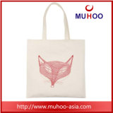 Lona das bolsas do Tote da ginástica de Eco/saco reusáveis amigáveis do algodão para a promoção