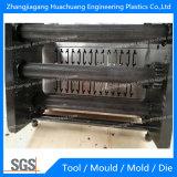 O plástico do molde da máquina