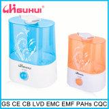 névoa da água do humidificador do Quiet da capacidade 3L para o uso inteiro da casa