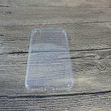 새로운 투명한 연약한 TPU는 iPhone x를 위한 전화 상자를 지운다