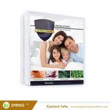 Saferest Premium Hypoallergenic Waterproof Mattress Protector - Vinyl Free