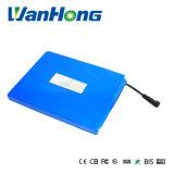 18650 11.1V 20ah Het Pak van de Batterij van het lithium voor Zonne-energie