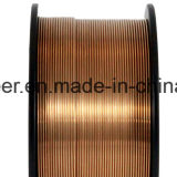 Er70S-6 avec du fil massif recouvert de cuivre