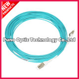 3.0mm PVC LC UPC Uniboot 케이블 광섬유 접속 코드