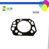 Gaxeta principal de cilindro do ferro macio de Changchai para o motor Diesel