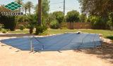 Protezione blu o verde dell'installazione facile della piscina della protezione di sicurezza del coperchio dei capretti e comprimere costo energetico