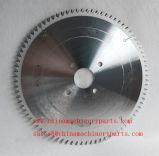 炭化タングステンのひっくり返された回状はアルミ合金およびステンレス鋼については鋸歯を