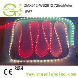 Mayorista de la fábrica de Shenzhen Ce RoHS Aprobado 5m 5050 Cinta LED RGB