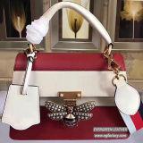 La farfalla famosa della borsa di marca ha decorato il sacchetto della donna di scontro di colore dei sacchetti di mano dalla fabbrica Emg5171 della Cina