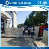 Funda horizontal automática completa la formación de la película de sellado de llenado de estacionamiento de la máquina