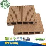 Композитный пластик деревянный пол для использования вне помещений WPC DIY декорированных