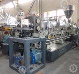 De PP, PE, PD rosca extrusora dupla máquina de granulação