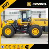 Novo carregador Changlin ZL50g 5 Ton carregadora de rodas para venda