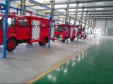 L'otturatore di alluminio del rullo del camion di lotta contro l'incendio/rotola in su il portello