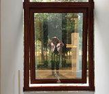 تصميم كلاسيكيّة ألومنيوم علبيّة يعلّب نافذة
