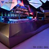 150 tipos projeta casa canto comercial LED Contador de bar de luxo