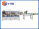Embalador automático del cartón para la botella de cristal (V-PAK)