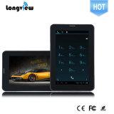 Shenzhen-Fabrik 7 Zoll WiFi 1g+8g Tablette-Vierradantriebwagen-Kern-Tablette PC des Android-4.4
