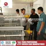 Contrôle automatique de température pour les couches de délestage de poulet