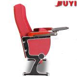 Jy-989 заводская цена стальные ноги подлокотник с колодки зале председателя общественной мебель