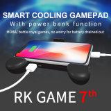 Radioapparat, der intelligentes abkühlendes Gamepad (RK Spiel 7., auflädt)