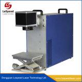 La macchina per incidere portatile del laser della fibra per profondo di superficie incide