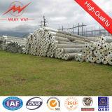 Galvanisierter elektrischer Stahlpole mit runden Pole-Stahlpreisen