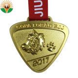 Горячая продажа Jiu Jitsu Чемпионат 3D-эффект Taekwondo Sport награда медаль