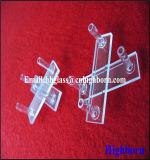 Qualität passen Silikon-Quarz-Glas-Gießwanne an