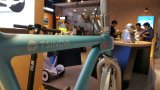 20インチアルミニウムフレームが付いている2017スマートな都市電気自転車