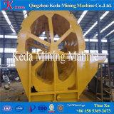 El fabricante proporciona a la arandela mineral de la arena de la maquinaria que se lava
