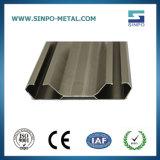 Het geanodiseerde Profiel van het Aluminium van Bouwmateriaal