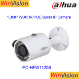 Dahuaの小型弾丸1.3MP 960p IR PoeネットワークCCTV IPのカメラIpcHfw1120s