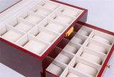 El 20 de cuadrículas Ver Expositor madera MDF Cuadro de relojes multifunción