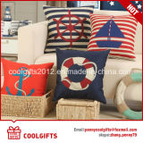 Caso decorativo del cuscino di manovella dello schienale del sofà di stampa di Digitahi