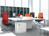 Zeitgenössisches Ineinander greifen-Aluminiumbüro-Executivmanager-Stuhl
